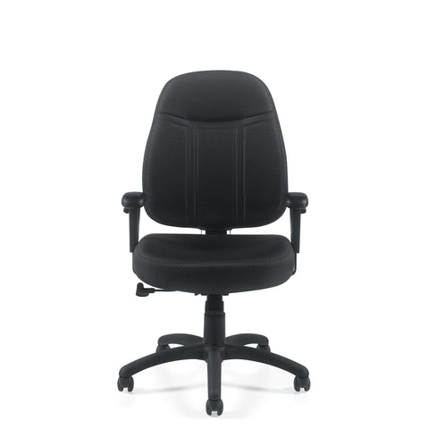 11651 Low Back Tilter Chair