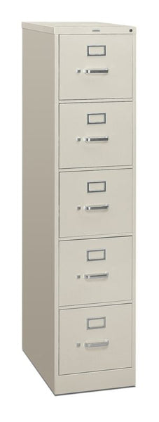 HON 310 Series Vertical File | 5 Drawer | Letter