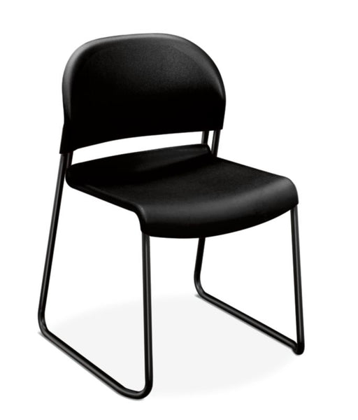 HON GuestStacker Stacking Chair | Textured Seat and Back 4per carton
