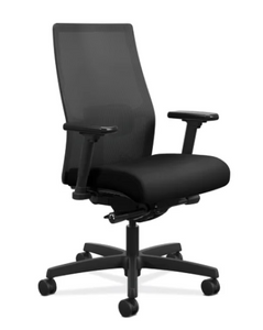 HON Ignition 2.0 4-way stretch Mesh Back Task Chair. Take an extra $75 off of this chair with a purchase today!  USE DISCOUNT CODE: 75OFFHI2