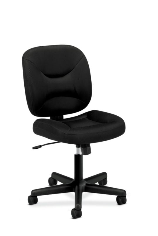 HON ValuTask Low-Back Task Chair | Center-Tilt