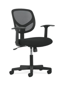 Sadie Mid-Back Task Chair | Fixed Arms