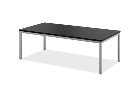 "HON Metal Leg Coffee Table | 48""W x 24""D"