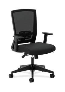 HON Mesh High-Back Task Chair | Center-Tilt, Tension, Lock, Adjustable Lumbar | Adjustable Arms
