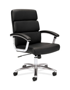 HON Traction Executive High-Back Chair | Fixed Arms