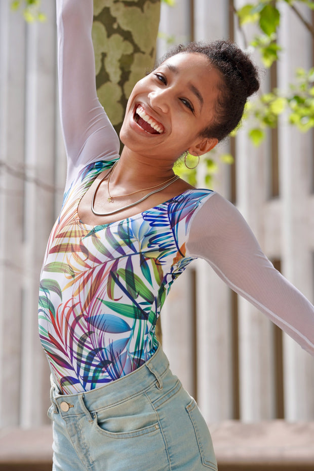 Erica's Ferngully - Chameleon Activewear