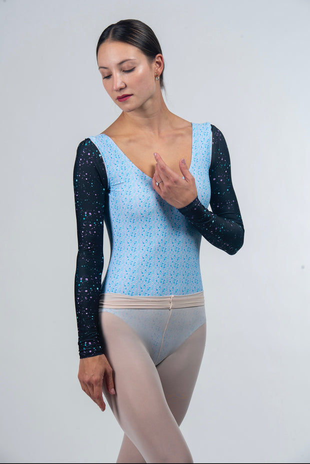 Midnight Fairy Sleeve Set - Chameleon Activewear