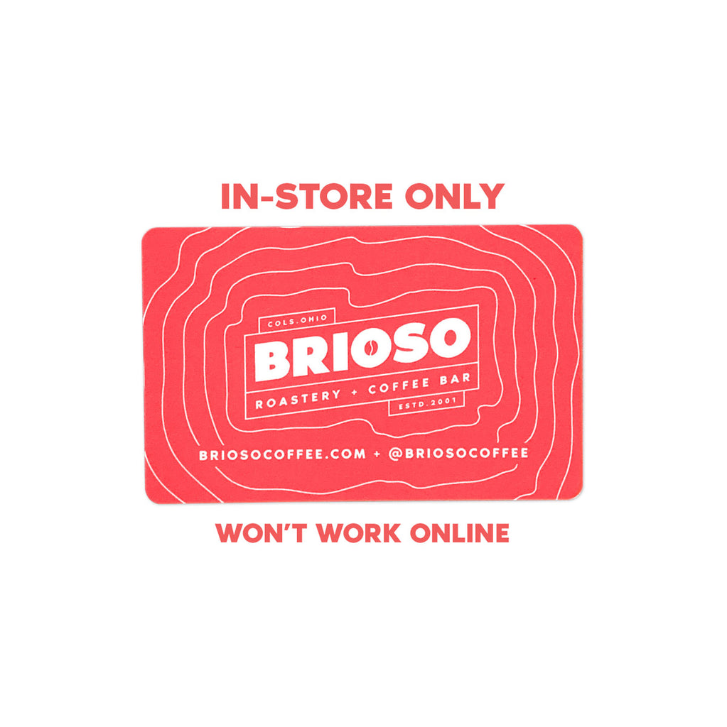 In Store Only - $50 Gift Card