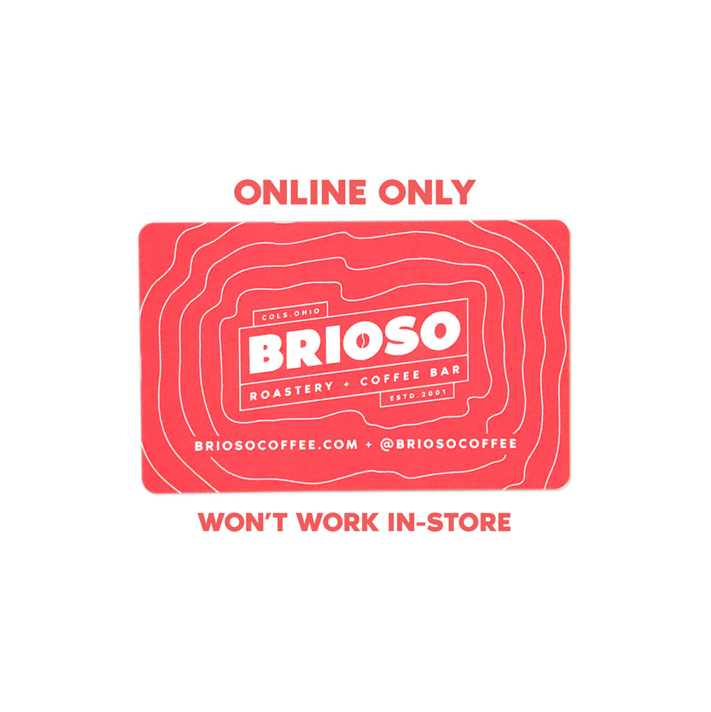 Online Only - $50 Gift Card