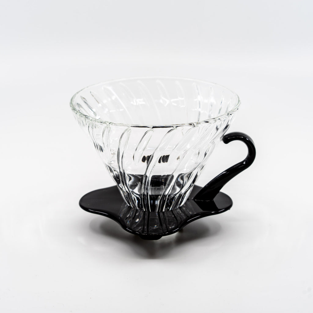 Hario V60 Glass Dripper - Black