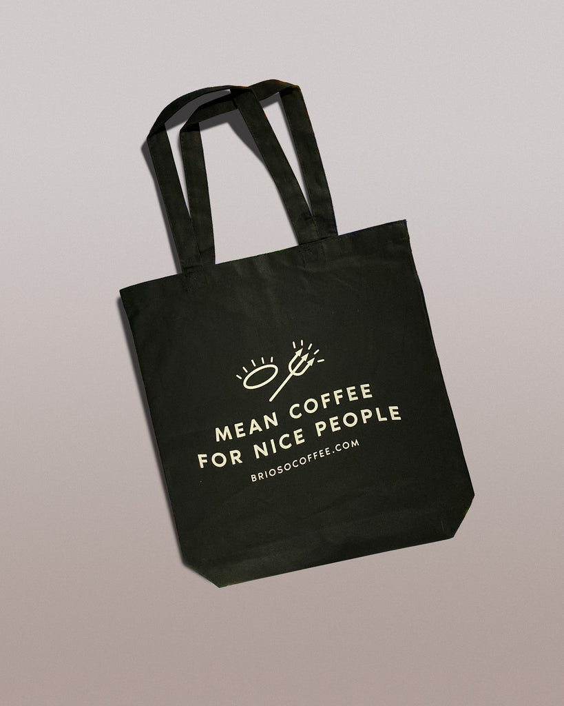 Mean Coffee Tote