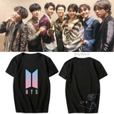BTS Love Yourself Logo T-Shirt - Free WorldWide Shipping