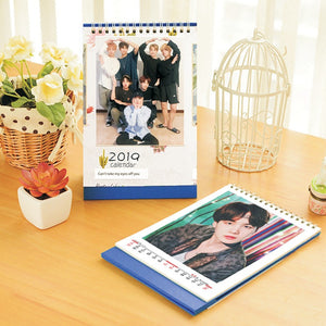 BTS 2019 Calendar - Free WorldWide Shipping