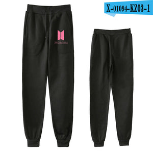 BTS Persona Logo Pants - Free WorldWide Shipping