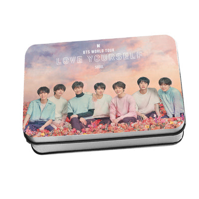 BTS Seoul Tour Photocard Box