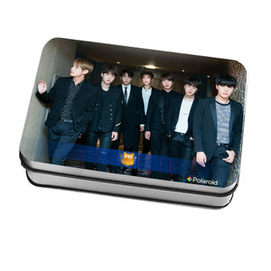 BTS Member Signed PhotoCard Box #1 - Free WorldWide Shipping