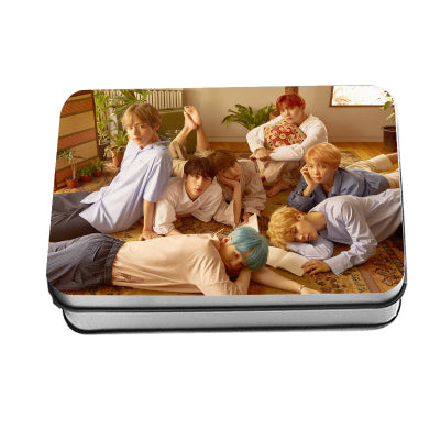 BTS Love Yourself HER Concept Photocard BOX - Free WorldWide Shipping
