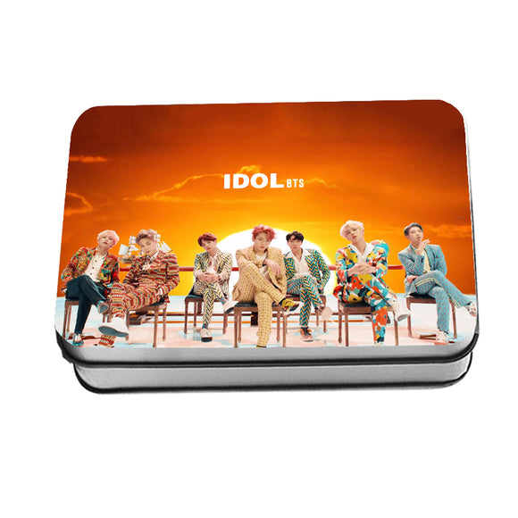 BTS Idol PhotoCard Box - Free WorldWide Shipping