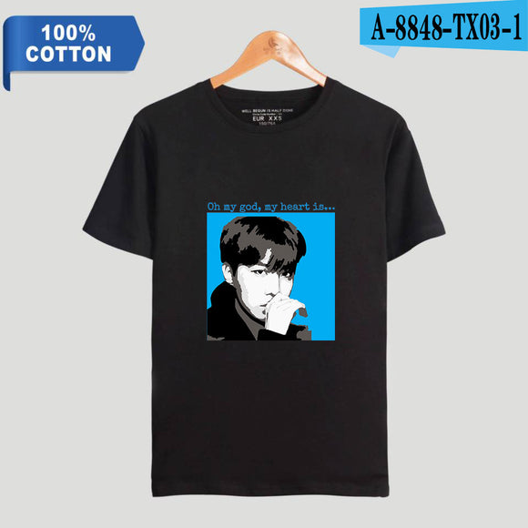 BTS J-Hope Omg T-Shirt - Free WorldWide Shipping