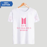 BTS Buy With Luv T-Shirt - Free WorldWide Shipping