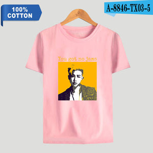 BTS RM You Got No Jams T-Shirt - Free WorldWide Shipping