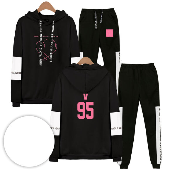 BTS Map Of The Soul Persona Taehyung Tracksuit - Free WorldWide Shipping