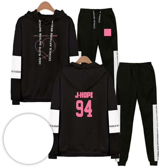 BTS Map Of The Soul Persona JHOPE Tracksuit - Free WorldWide Shipping