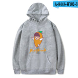 BTS Jungkook Cute Cartoon Hoodie - Free WorldWide Shipping