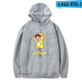 BTS J-Hope Cute Cartoon Hoodie - Free WorldWide Shipping