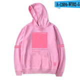 BTS Map Of The Soul Persona Album Cover Hoodie - Free WorldWide Shipping