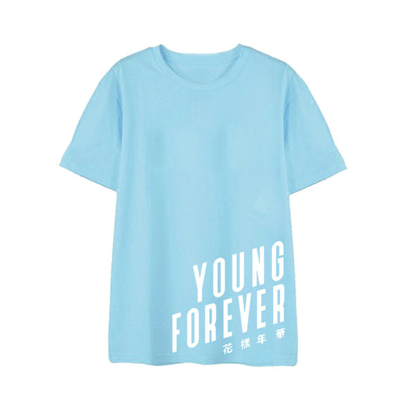 BTS Young Forever T-Shirt - Free WorldWide Shipping
