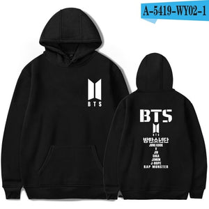 BTS Name Hoodie - Free WorldWide Shipping