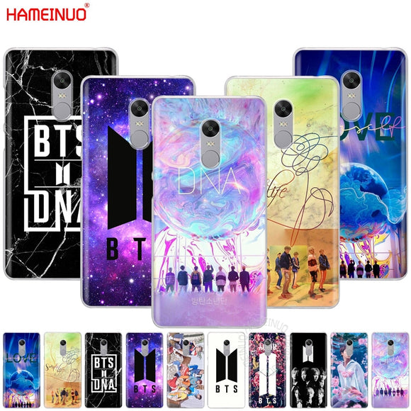 BTS Xiaomi Phone Case - Free WorldWide Shipping