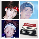 Taehyung Style HeadBand - Free WorldWide Shipping