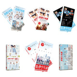 Various BTS Photocard - Free WorldWide Shipping