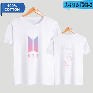 Love Yourself Answer T-Shirt - Free WorldWide Shipping