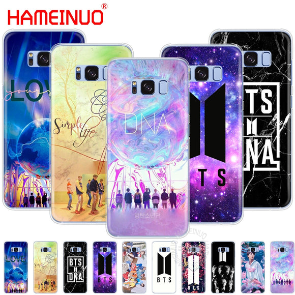 BTS Samsung Galaxy S Phone Case - Free WorldWide Shipping