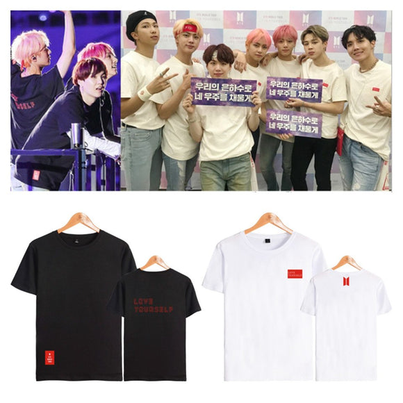 Love Yourself World Tour T-Shirt - Free WorldWide Shipping