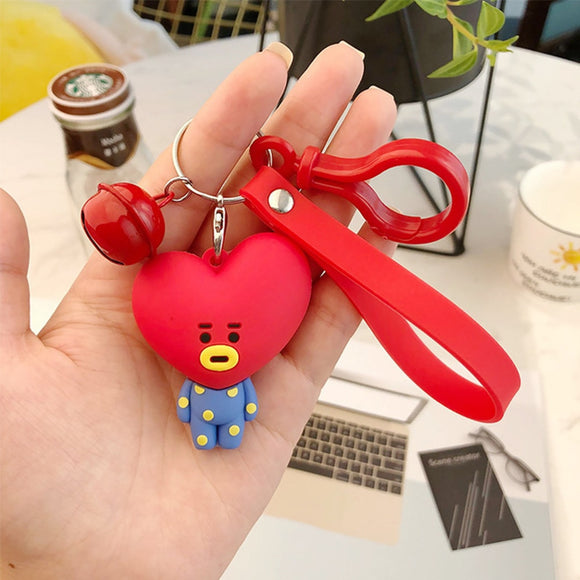 BT21 Keychain - Free WorldWide Shipping