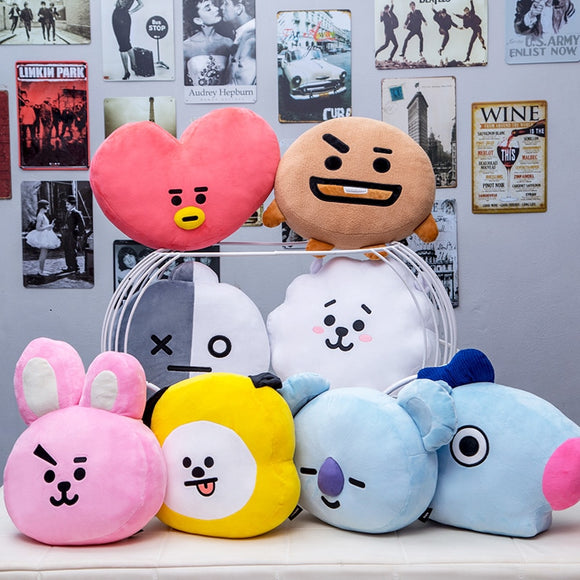BT21 Plushies - Free WorldWide Shipping