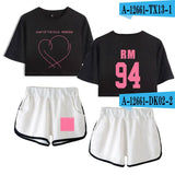 BTS Map Of The Soul Persona Two Piece - Free WorldWide Shipping