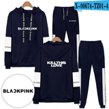 BlackPink Kill This Love TrackSuit - Free WorldWide Shipping