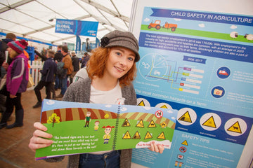 Farm Safety by Aoife Meagher (our amazing blogger!)
