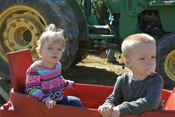 Keeping children safe on the farm