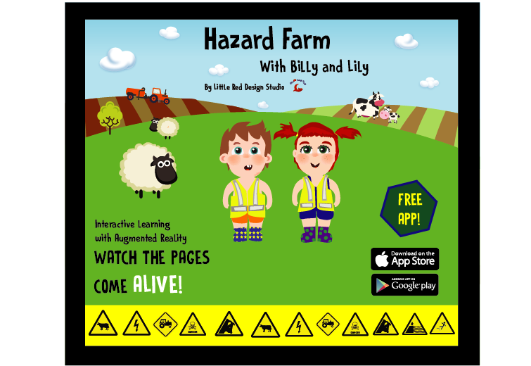 Hazard Farm Children's Book