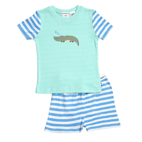 Huckleberry Lane Crocodile Pyjamas