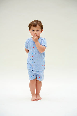 Huckleberry Lane HL Print Pyjamas