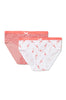 Marquise Girls 2pk Fairy Underwear