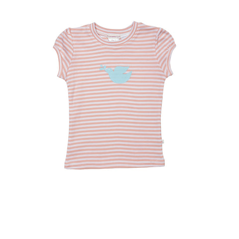 Huckleberry Lane Coral Dove Pyjamas