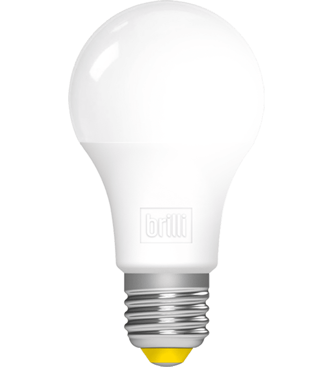 LED Light Bulb Wind Down